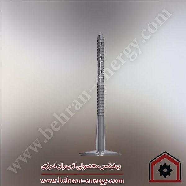گلمیخ زیاد بازشو 17 سانتیمتر بهفیکس - شرکت مهندسی بهران انرژیgz13-4